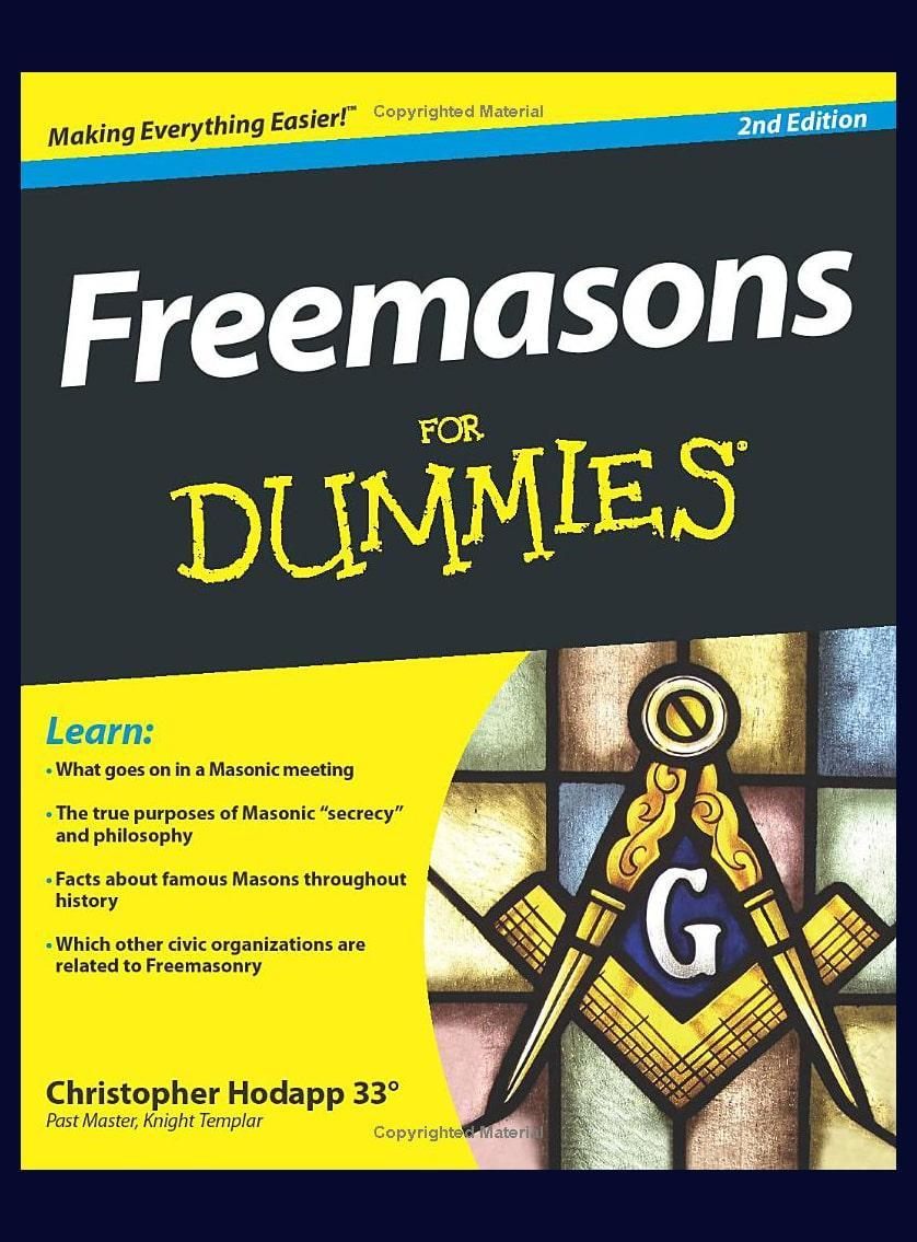 Freemasons for Dummies. 2nd edition