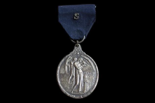 The Peace Jewel (1919) ©Museum of Freemasonry, London