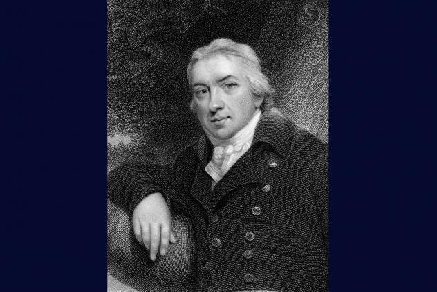 Dr Edward Jenner