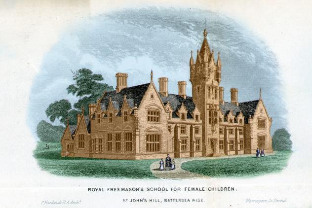 Freemason's School for Girls ©Museum of Freemasonry