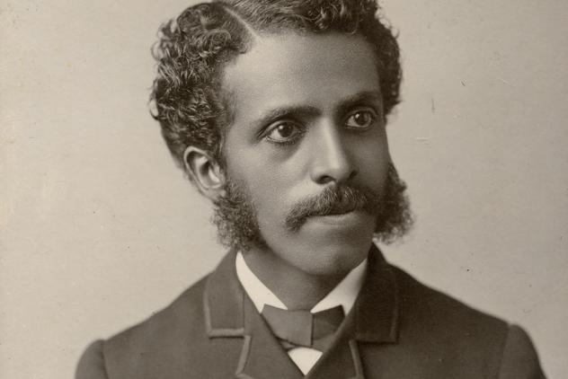 Frederic S Monroe, 1902 ©Museum of Freemasonry, London