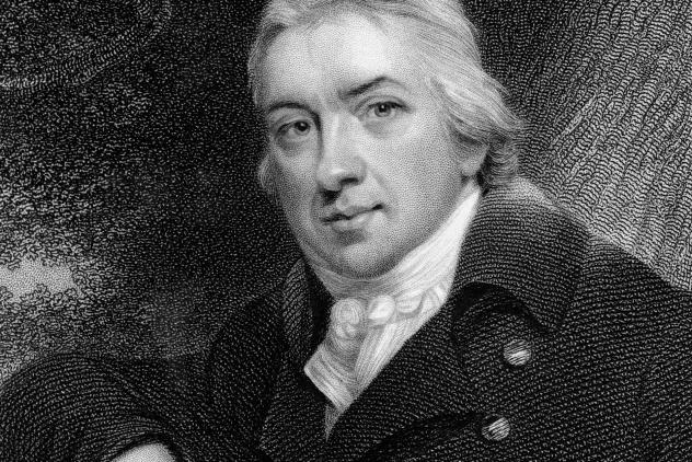 Dr Edward Jenner ©Museum of Freemasonry, London