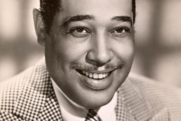 Duke Ellington ©Alamy and Museum of Freemasonry, London