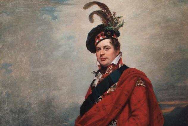 HRH Augustus Frederick Duke of Sussex by Barnett Samuel Marks 1885 ©Museum of Freemasonry, London