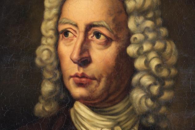 Portrait of Anthony Sayer