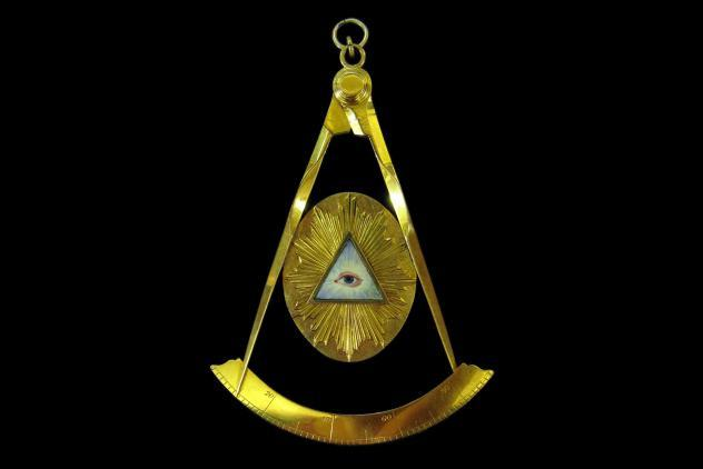 Grand Master's collar jewel