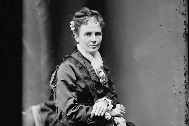 Mrs. James Garfield, 1870-1880