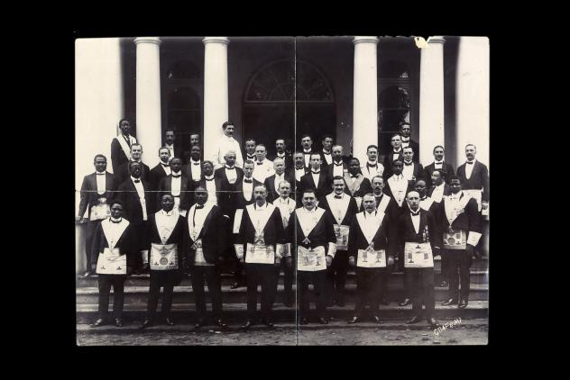 Lagos Lodge No. 1171 (c1907) ©Museum of Freemasonry