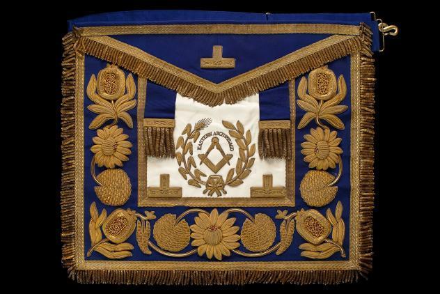 Freemason's apron